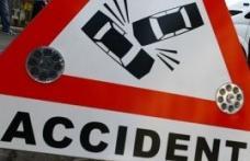 Două accidente rutiere grave datorită traversării neregulamentare