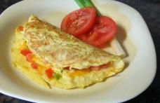 Omleta este cel mai bun mic dejun, susţin nutriţioniştii englezi