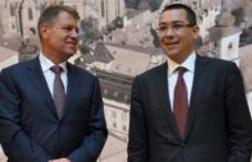 Comunicat PSD: De cine sunt susținuți finaliștii Ponta și Iohannis?