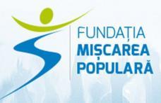 """Fundația Mișcarea Populară organizează dezbaterea """"Modernizarea statului. Investiții și locuri de muncă"""""""