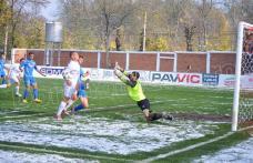 Înfrângere suferită de FCM Dorohoi în fața celor de la Săgeata Năvodari - FOTO