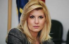 """Elena Udrea: """"În favoarea primilor doi candidați s-au implicat reprezentanți ai serviciilor secrete"""""""