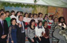 """Grădinița 8 Dorohoi : """"Sărbătoarea primăverii"""""""