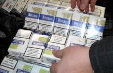 Ţigări de contrabandă confiscate la Botoşani