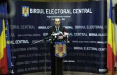 Alegeri prezidenţiale 2014 - BEC: Vezi situaţia candidaților după numărarea voturilor din 96,50% secţii