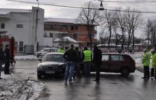 NEWS ALERT : Şeful de la ISU, implicat într-un accident rutier
