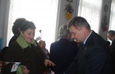 Social-democrații au sărbătorit astăzi doamnele din Sindicatul Judeţean al Pensionarilor