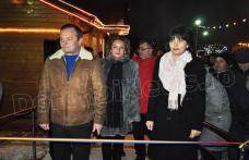 """Doina Federovici la inaugurarea patinoarului artificial de la Dorohoi: """"Domnul primar merită felicitat!"""""""