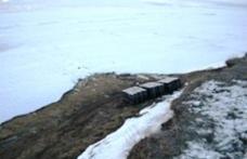 Ţigări de 32.000 lei trecute ilegal peste podul de gheaţă de la acumularea Stânca-Costeşti