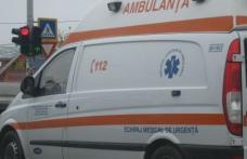 Copil de 6 ani accidentat în comuna M.Eminescu