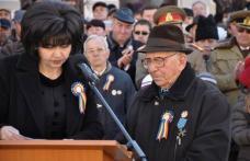 Respect pentru veterani! Proiect de lege inițiat de senatorul Doina Federovici