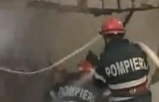 Bărbat din Botoșani salvat în ultima clipă de pompieri