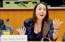 Europarlamentarul Claudia Țapardel cere la Bruxelles mai mulți bani europeni pentru infrastructura din România