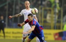 Rapid a învins Steaua, scor 1-0, în derbiul etapei a XVIII-a a Ligii I
