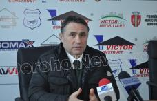 """Victor Mihalachi: """"Sunt mulțumit de echipă. Singurul lucru care a lipsit astăzi a fost victoria"""" - VIDEO"""
