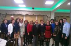 Reuniune a femeilor liberale la Dorohoi, într-un cadru festiv, în prima zi de primăvară - FOTO