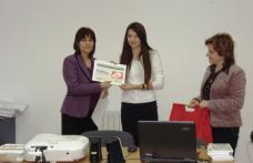 Colegiul Naţional Mihai Eminescu - Premiul I în cadrul concursului Made for Europe