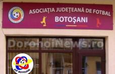 În atenţia cluburilor de fotbal din liga a IV-a și a V-a, din judeţul Botoşani