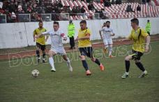 Egalitate între FCM Dorohoi și CF Brăila după un meci cu două cartonașe roșii și nervi întinși la maxim - FOTO