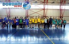 """Școala Gimnazială """"Spiru Haret"""" Dorohoi va reprezenta municipiul și județul la Olimpiada sportului Școlar - FOTO"""
