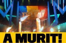 """Cum a murit un concurent de la """"Românii au talent"""""""