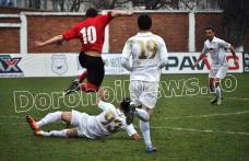 FCM Dorohoi joacă astăzi, pe teren propriu, împotriva celor de la ACS Berceni
