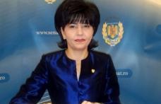 Senatorul Doina Federovici: Reprezentantul elevilor în consiliul de administraţie va avea drept de vot