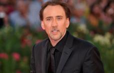 Nicolas Cage şi-a cumpărat casă în Constanţa. Actorul s-ar putea muta în România