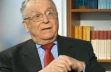 Ion Iliescu, declarație bombă