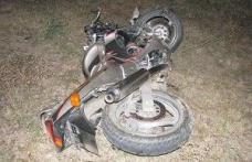 Minoră accidentată de un bărbat fără permis de conducere