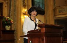 Senatorul Doina Federovici: Olimpicii internaționali se vor înscrie, fără examen, pe locuri finanțate de la buget