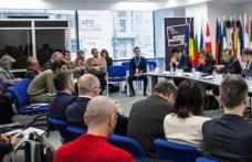 Eurodeputata Claudia Țapardel susține la Bruxelles creșterea finanțării pentru infrastructura din România