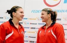 Duel românesc în sferturile turneului WTA de la Roma. Halep va juca cu Dulgheru