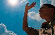 Radiaţiile solare vor afecta România începând de astăzi