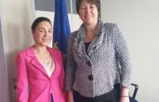 Claudia Țapardel: Master Planul General pe Transport al României rămâne o prioritate în discuțiile cu reprezentanții Comisiei Europene