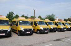 """Dolineaschi: """"Guvernul a alocat microbuzele școlare promise pentru Botoșani"""""""