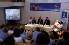 140 de ani de istorie, sărbătoriţi de liberalii botoşăneni - FOTO