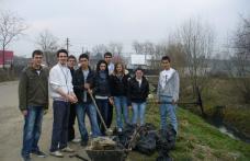 """Grupul Şcolar """"Al. Vlahuţă"""" Şendriceni Concurs : """"Protejează-ţi mediul în care trăieşti"""""""