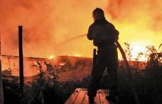 Zi de foc pentru pompierii botoșăneni