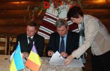 Întâlnire de lucru : România-Ucraina