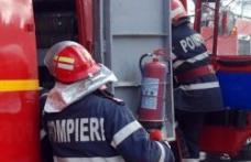 10 intervenţii ale pompierilor în ultima zi din martie