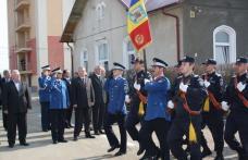 Adunare festivă la Jandarmerie …