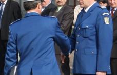 Jandarmul Emanuel Piftor din Dorohoi a fost promovat în grad pentru că a salvat vieţi