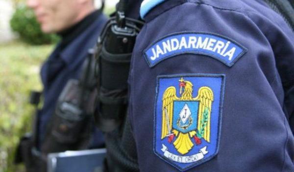 Jandarmi actiune