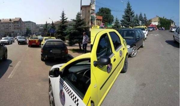 Dorohoi - taximetristi zona centrala