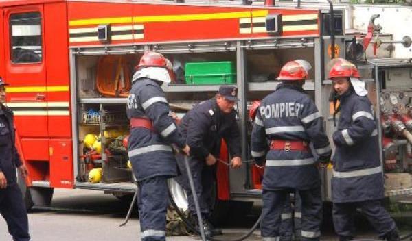 Peste 190 de misiuni pentru pompierii botoşăneni, săptămâna trecută