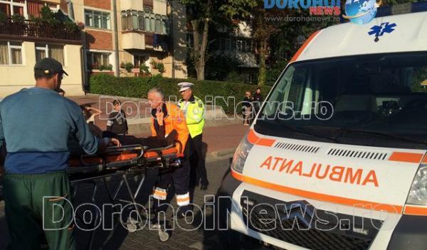 Accident pe Bulavrdul din Dorohoi_06