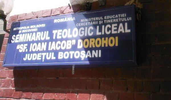 Dorohoi seminar teologic 1