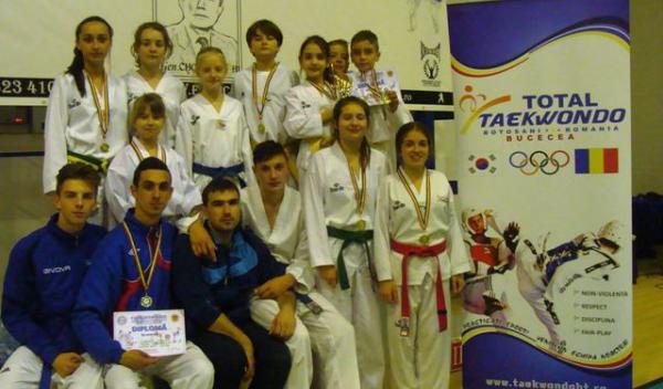Clubul Sportiv Total Taekwondo