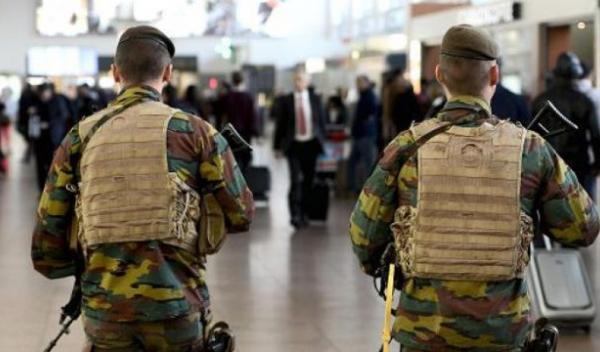 alerta teroristă Bruxelles